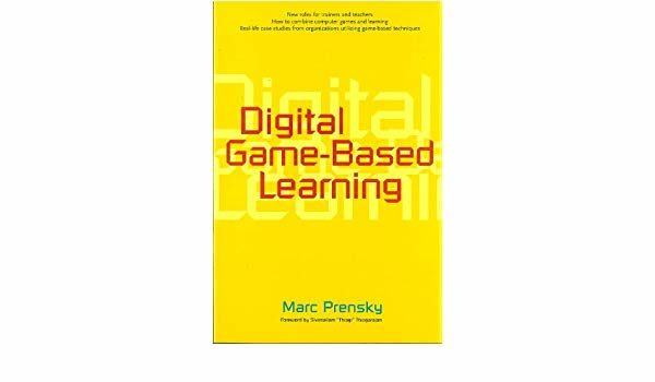 Old but Good Digital Game-Based Learning