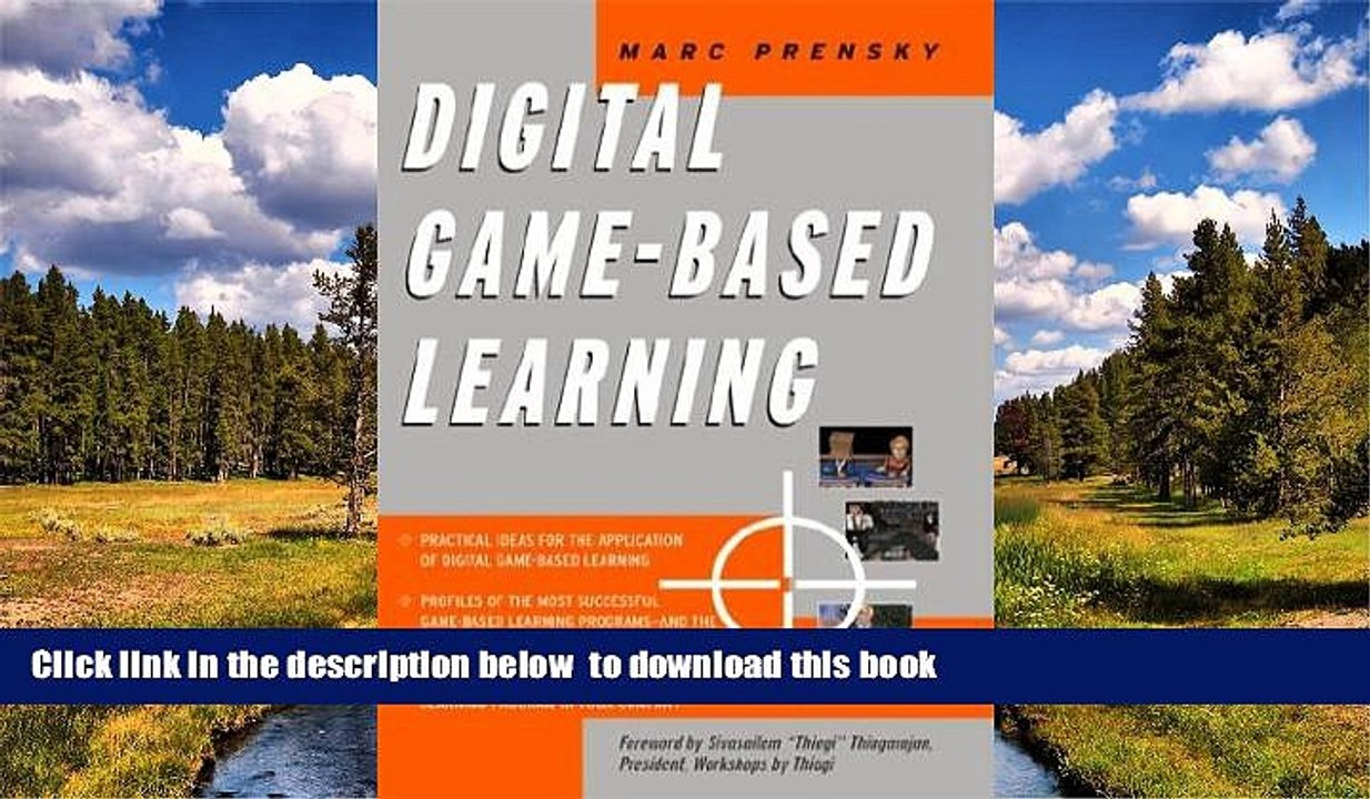 Reader Review: Digital Game-Based Learning By Marc Prensky