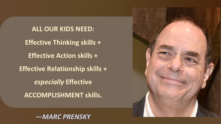 About Digital Game-Based Learning by Marc Prensky