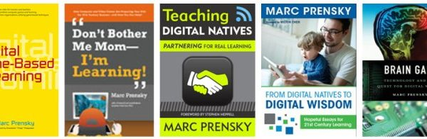 Marc Prensky's Genius Work on Digital Game-Based Learning