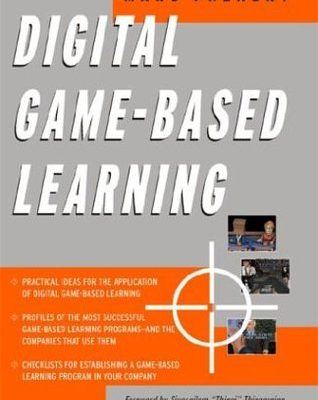 "The Book ""Digital Game-Based Learning by Marc Prensky"""